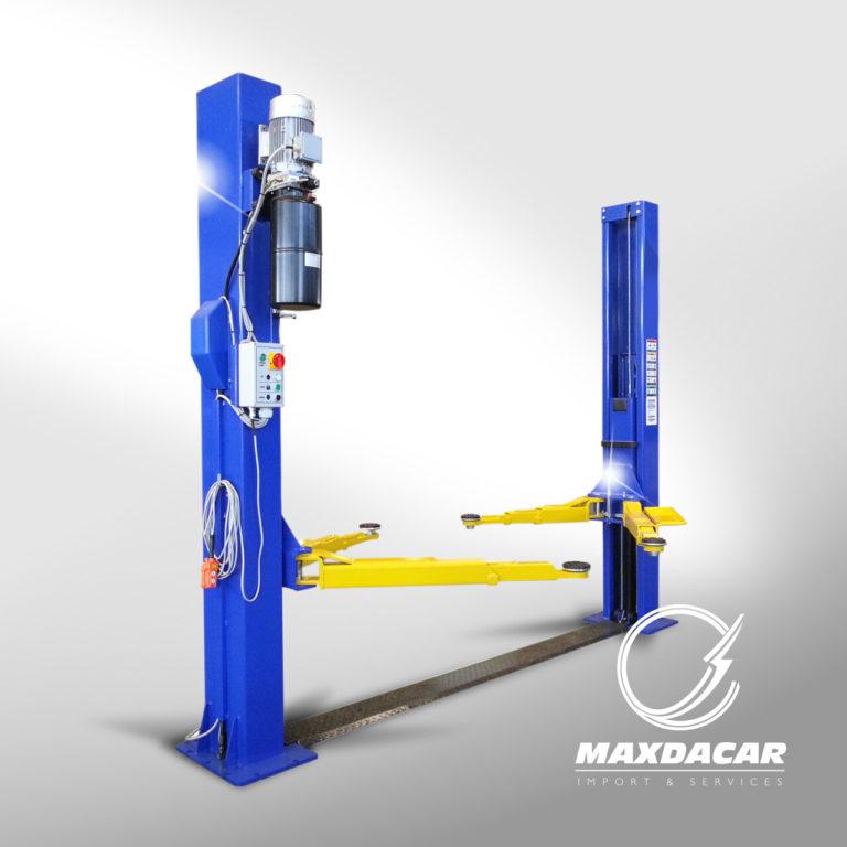 Maxdacar Equipos Serviteca - Elevador de Doble Columna ld240