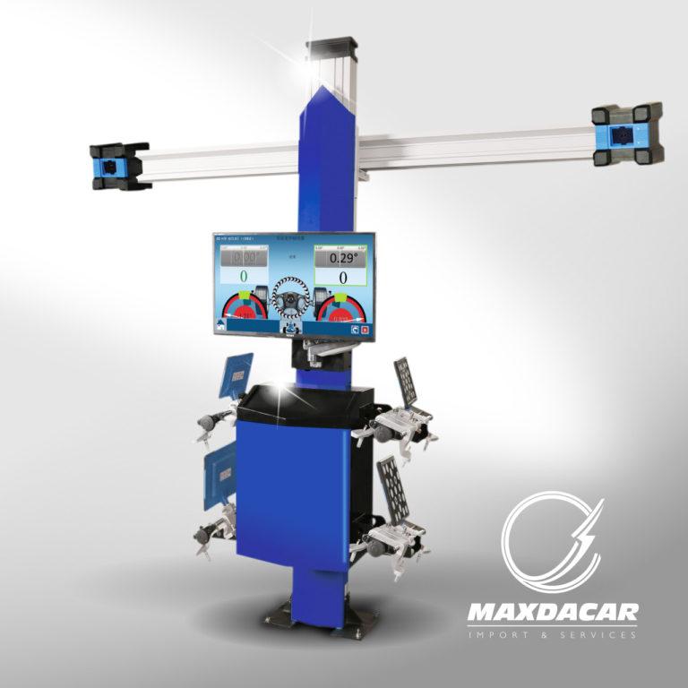 Maxdacar Equipos Serviteca - Alineador ld4066