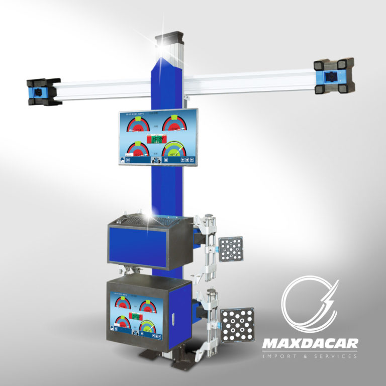 Maxdacar Equipos Serviteca - Alineador ld4067