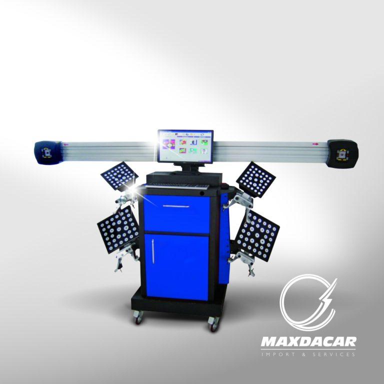 Maxdacar Equipos Serviteca - Alineador ld4069